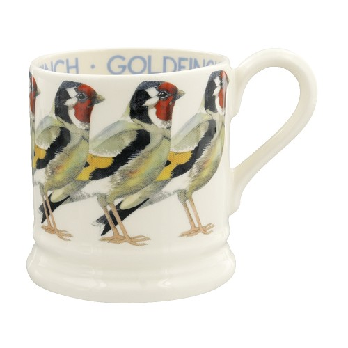 ½ pt Mug Goldfinch