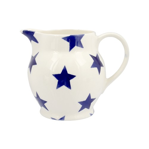 ½ pt Jug Blue Star