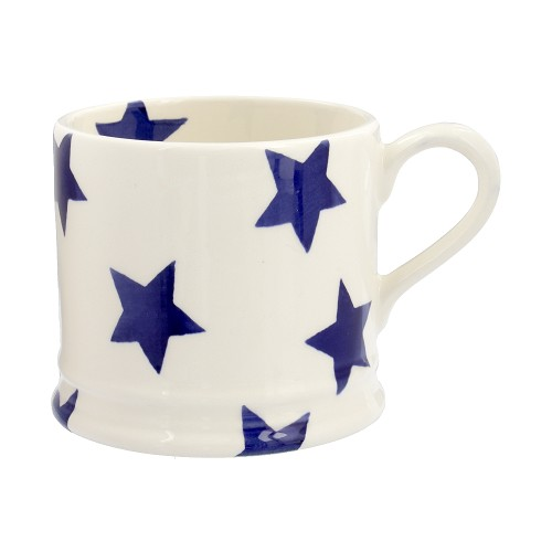 Small Mug Blue Star