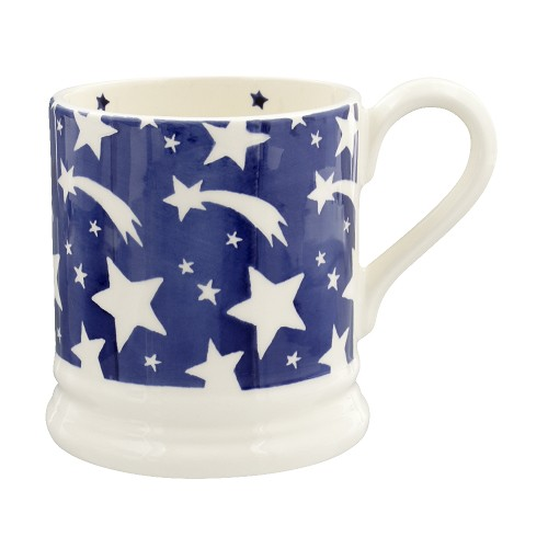 ½ pt Mug Blue Shooting star