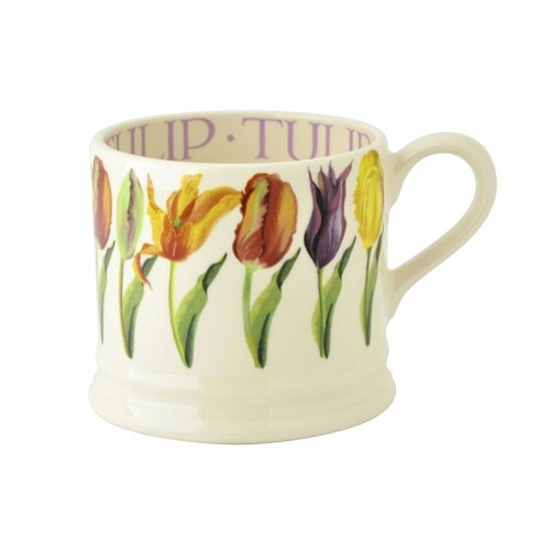 Small Mug Multi Tulips