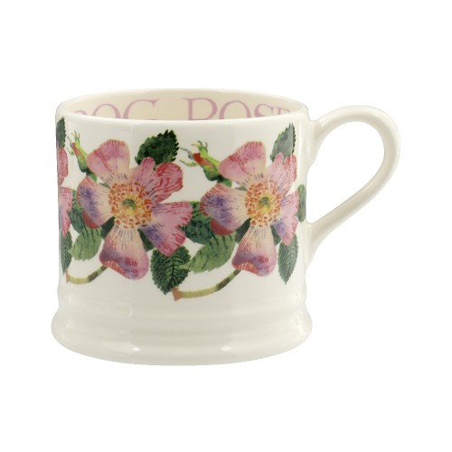 Small Mug Dog Rose