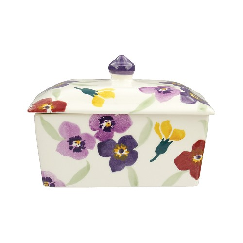 Small butterdish Wallflower