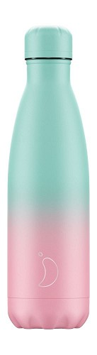 Chilly's Bottle 500ml Gradient Pastel