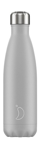 Chilly's Bottle 500ml Pale Grey