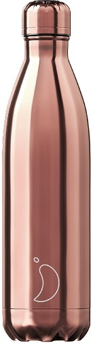 Chilly's Bottle 750ml Rose Gold