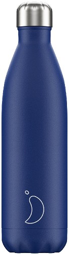 Chilly's Bottle 750ml Blue Matte