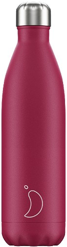 Chilly's Bottle 750ml Pink Matte