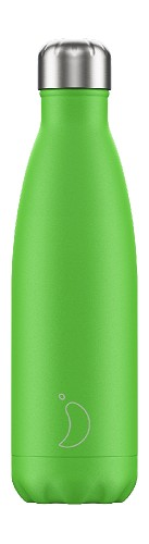 Chilly's Bottle 500ml Neon Green