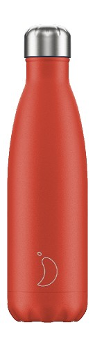 Chilly's Bottle 500ml Neon Red