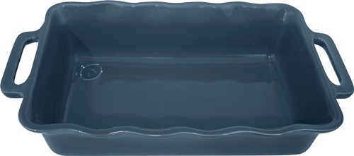 Stackable Rect. Baking Dish 37cm Ocean Blue