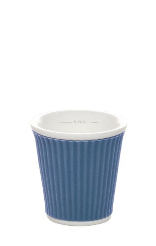 Coffee Cups 8cl Airy Blue
