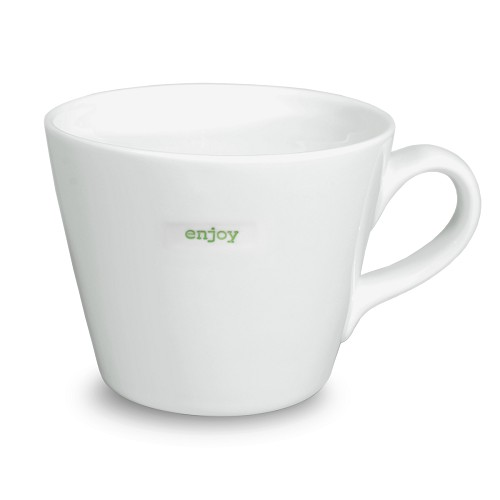Bucket Mug enjoy