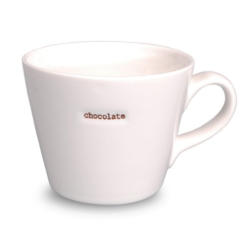 Bucket Mug Chocolate