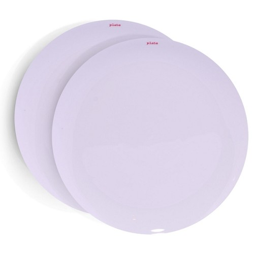 "Large Plate ""Plate"""