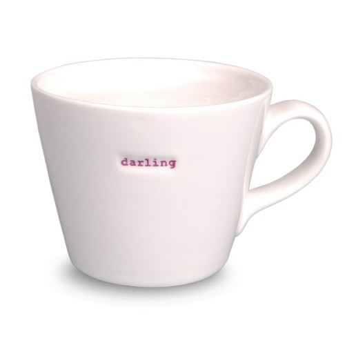 Bucket Mug Darling