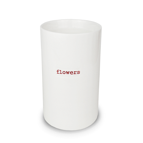 Small Vase - flowers